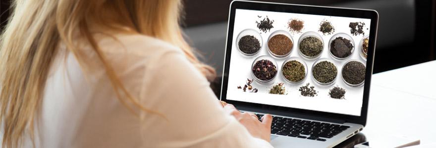 thé de qualité en ligne