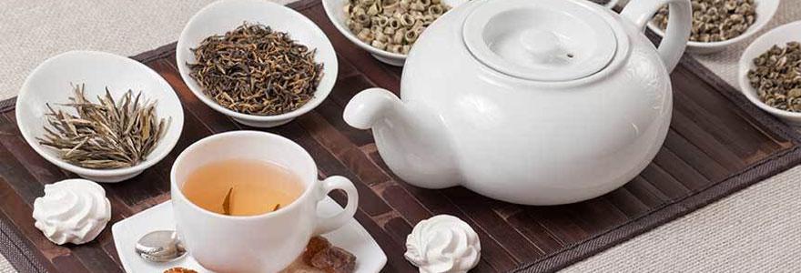 un bon thé